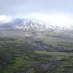 Planina St. Helens, aktivni vulkan države Washington