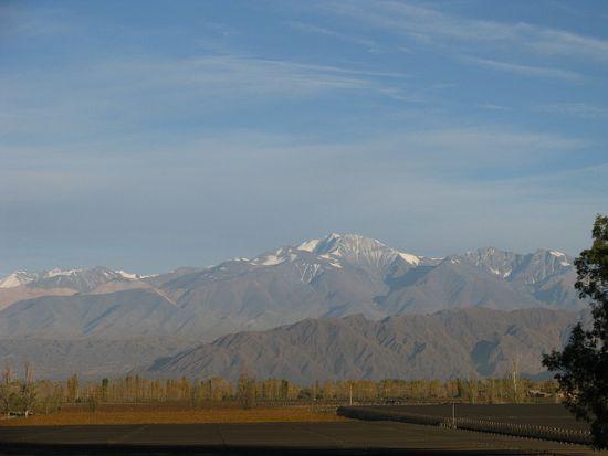 Mendoza, stanica brojnih alpinista