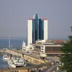 Odessa, grad s kombinacijom više stilova