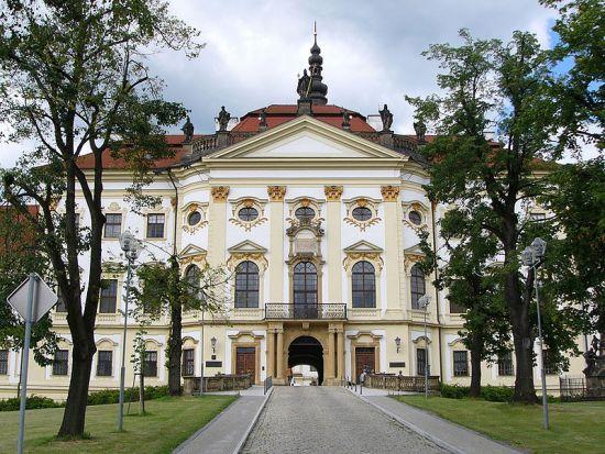 Olomouc, biskupijsko središte