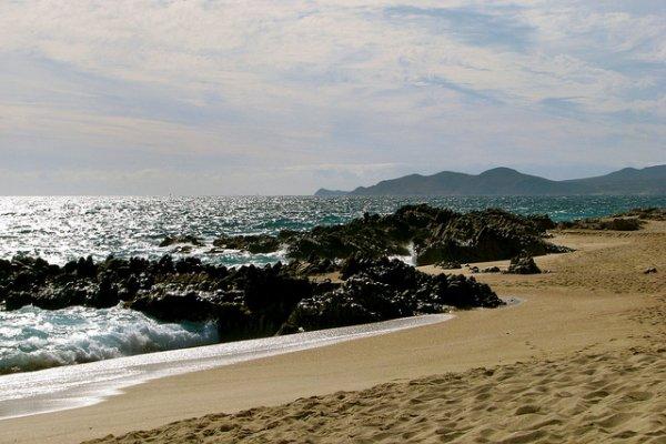 pješčana plaža los cabosa