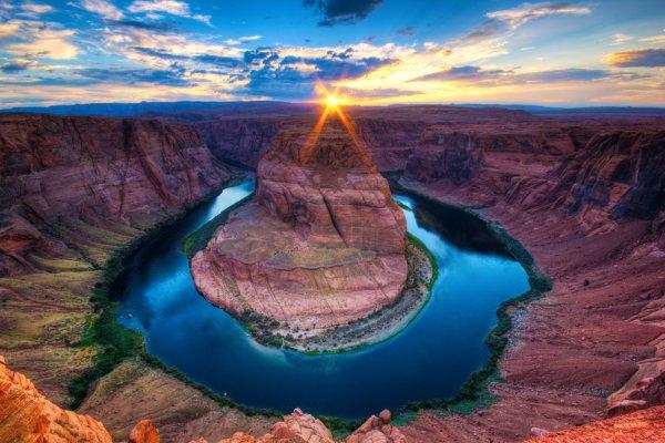 pogled na grand canyon