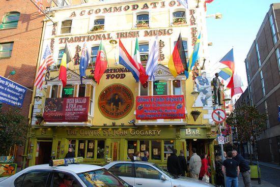 Pubovi u Dublinu, mjesta gdje osjećate Irsku