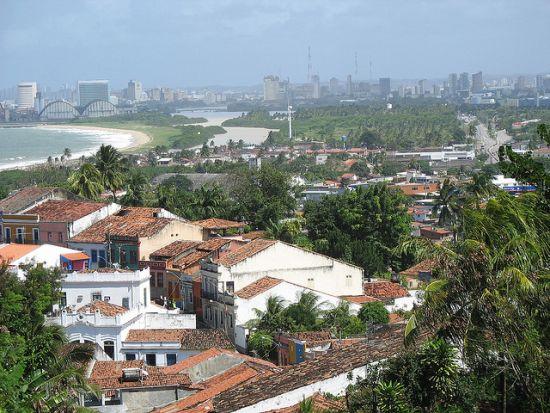 Recife, grad koji privlači posebnošću