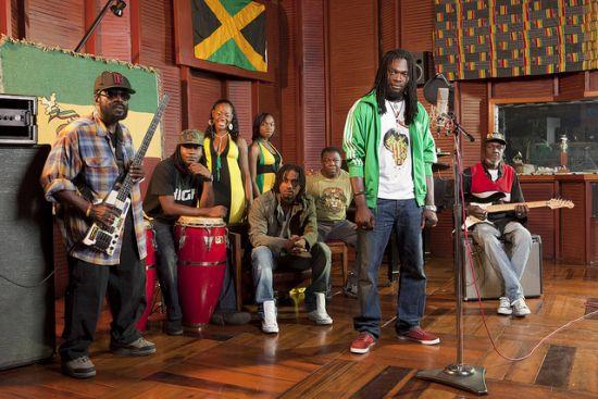 Reggae, glazbeni stil Boba Marleya