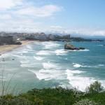 Biarritz, luksuzan grad na obali Francuske