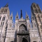 Rouen, grad u kojem je spaljena Ivana Orleanska