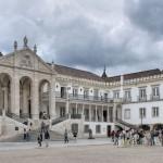 Coimbra, Grad studenata