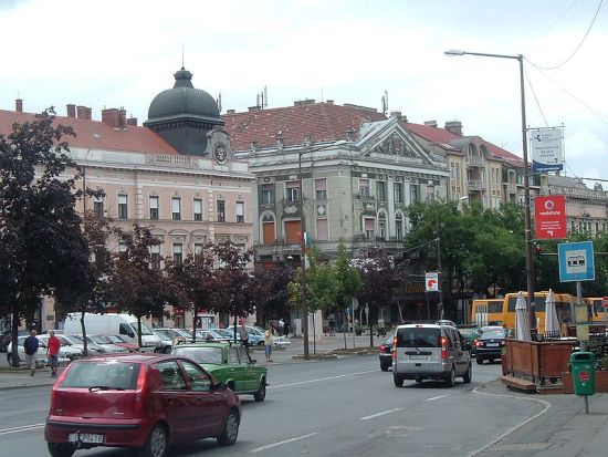 Nagykanizsa, grad poznat po shoppingu