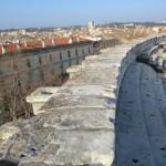 Nimes, datira iz perioda Rimskog carstva