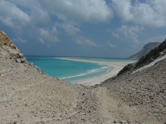 Socotra, mali arhipelag u Indijskom oceanu
