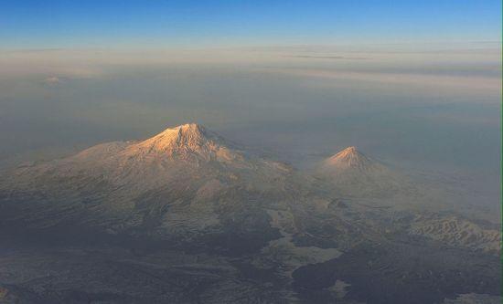 Planina Ararat, najviši vrh u suvremenoj Turskoj