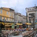 Arles, glavna luka na Rhoni