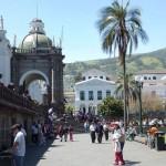 Quito, grad iz 16. stoljeća