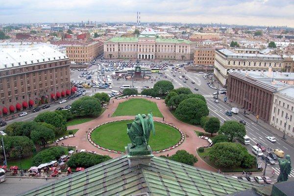 Sankt Petersburg, veličanstven grad Rusije