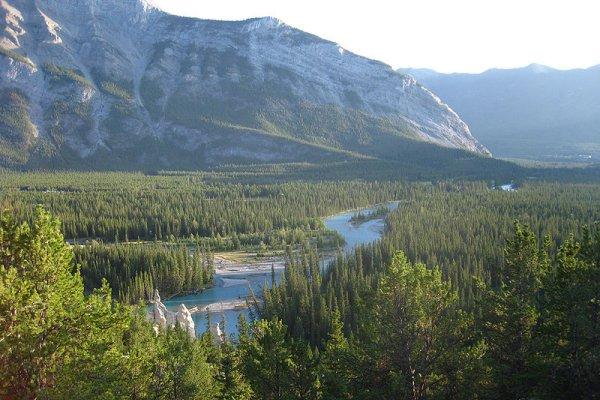 Nacionalni park Banff, čudo prirode