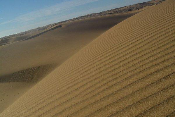 Tassili n' Aijer, u samom središtu Sahare