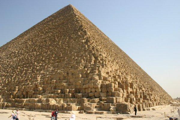 Piramide u Gizi, jedno od svjetskih čuda