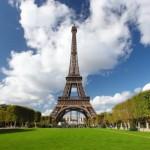 Pariz i Eiffelov toranj