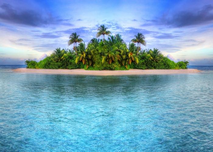 maldivi otok