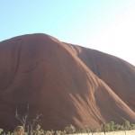 Čuvena stijena Uluru