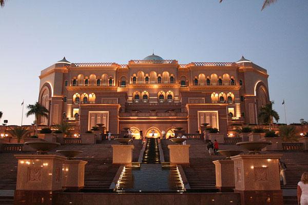 Čarolija hotela, Emirates Palace