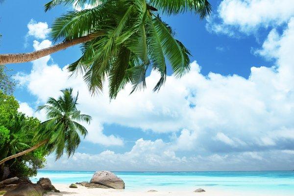 Otok Mahe na Sejšelima