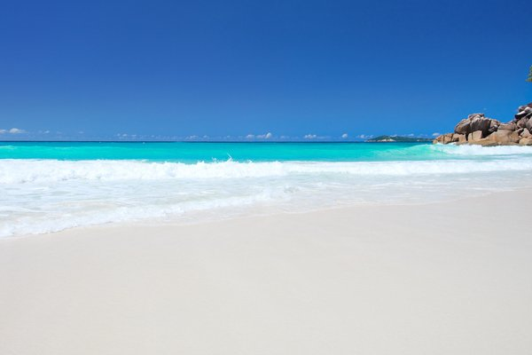 Otok Praslin na Sejšelima