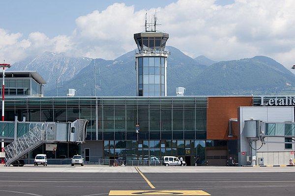Zračne luke u Sloveniji