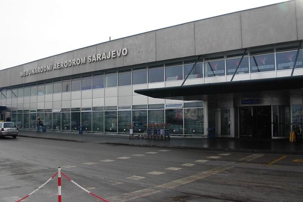 Zračne luke u Bosni i Hercegovini