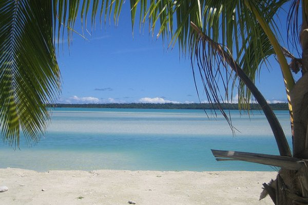 Aitutaki, drugi otok Cookovog otočja