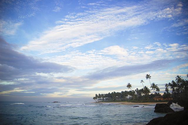 pogled na plažu