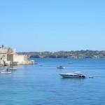 Sirakuza, drevni grad na Siciliji