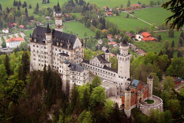 dvorac neuschwanstein