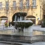 Aix en Provence, grad s tisuću fontana