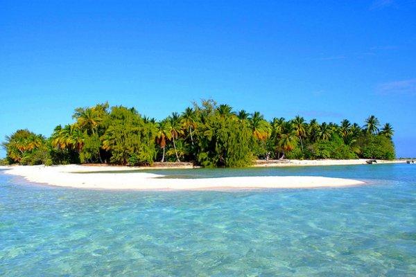 Rangiroa, najveći atol u arhipelagu Tuamotu