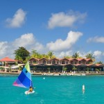 Otok Saba, raj za ronioce