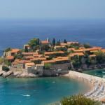 Sveti Stefan, popularno turističko mjesto
