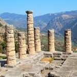Delfi, nekadašnje središte svijeta