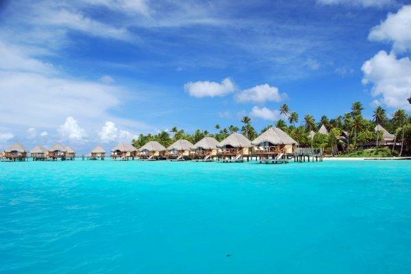 bungalovi na vodi