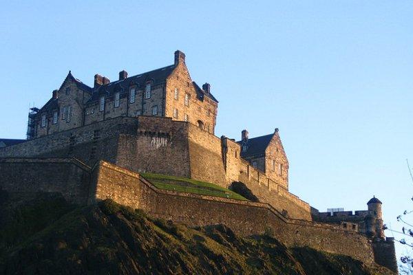edinburški dvorac