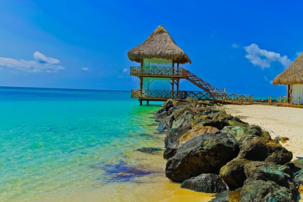 kućica na plaži