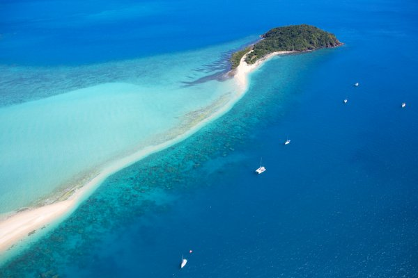 otoci whitsunday
