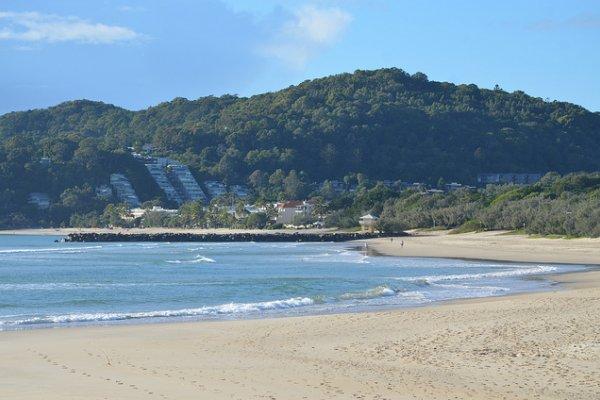 plaža za surfere