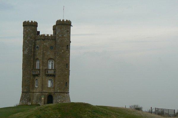stari dvorac u cotswoldsu