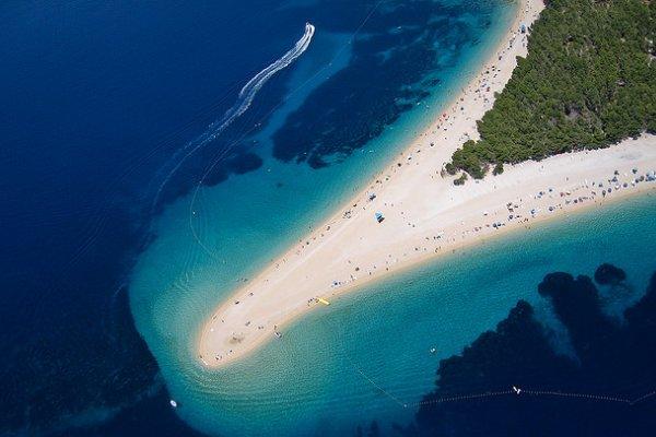 Bol, mjesto s najljepšom plažom