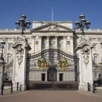Buckinghamska palača, zaštitni znak Londona