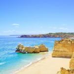 Algarve, mjesto dugih pješčanih plaža