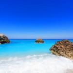 Otok Lefkas, inspiracija grčke mitologije