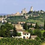 San Gimignano, biser Toskane